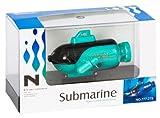 Invento - Invento just play 500810 - RC: 2 Channel Mini Submarine, mit Doppelschiffschraube und LED Suchscheinwerfer, sortierte Farben, ab 8 Jahren