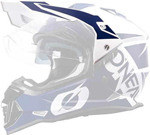 O'NEAL Sierra R Visor Visera para casco blanco/azul Oneal