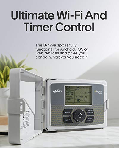 Spice up your garden with a smart irrigation controller 14