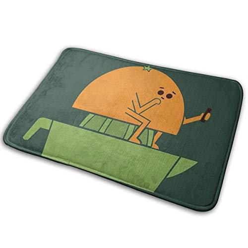 Zachte anti-slip badmat inclusief 40x60cm maken sap microvezel zachte pluizige badkamer tapijt, anti-slip mat wasbare vloer mat, slaapkamer, garage, kantoor, voordeur, garage Patio en dek