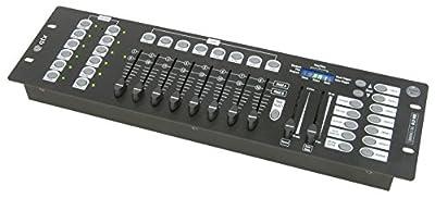 qtx | 192 Channel DMX controller, 154.091UK