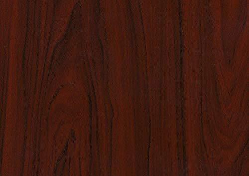 d-c-fix, Folie, Holz, Mahagoni dunkel, Rolle 67,5 x 200 cm, selbstklebend