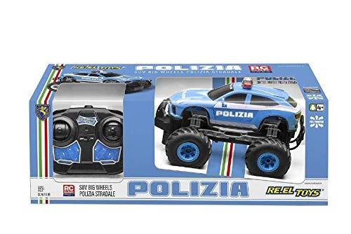 RE.ELTOYS Auto 1:20 SUV Polizia
