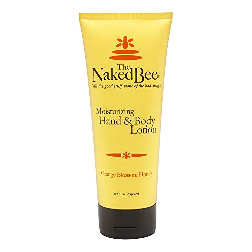 The Naked Bee Orange Blossom Honey Moisturizing Hand & Body Lotion 8.0 oz