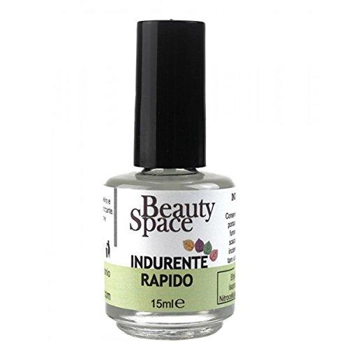 Beauty Space Nails Vernis Base Coat, base de protection, 15 ml indurente rapido