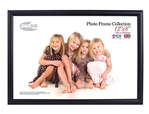 Inov8 Cadre photo 30 x 20 Noir Produit traditionnel britannique