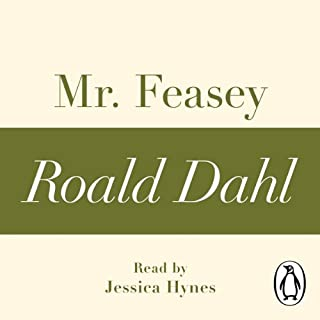 Mr Feasey: A Roald Dahl Short Story cover art