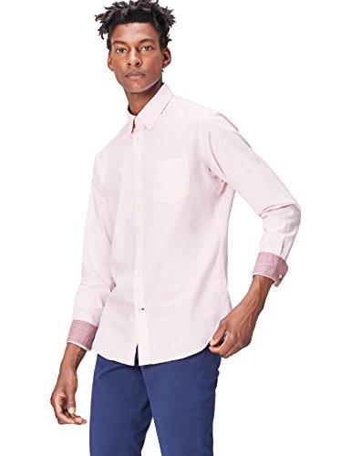 find. Regular Oxford Camicia, Rosa (Pink), Small