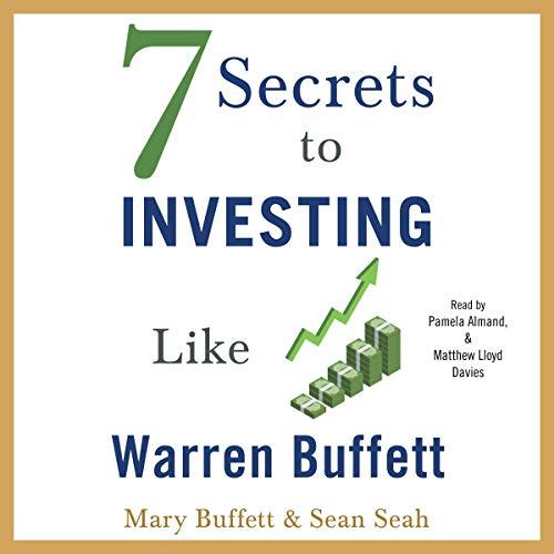 『7 Secrets to Investing Like Warren Buffett』のカバーアート