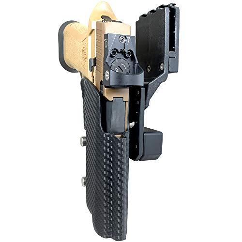 Black Scorpion Outdoor Gear Sig Sauer P320 X5, X5 Legion Pro Competition HC04-USPSA-P320X5CFRH