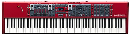 Nord Stage 3 88-Key Digital Piano with Fully Weighted Hammer Action Keybed (AMS-NSTAGE3-88)
