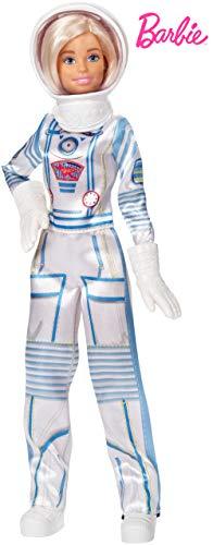 Barbie Quiero Ser Astronauta, muñeca 60 aniversario con