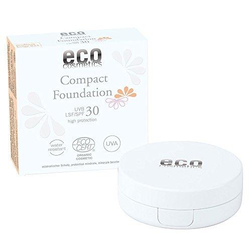 ECO Cosmetics - Protector Solar/Base de maquillaje compacto