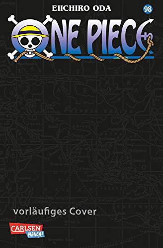[画像:One Piece 98: Piraten, Abenteuer und der groesste Schatz der Welt!]