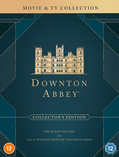 Downton Abbey Movie & TV Collection [DVD] [2020]