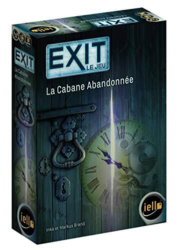 Le jeu Exit la cabane abandonnée