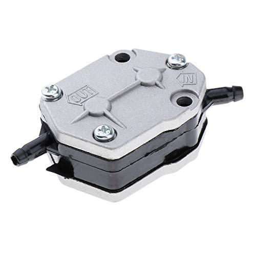 B Baosity Metall Kraftstoffpumpe Benzinpumpe für Yamaha 30-200 PS Außenborder
