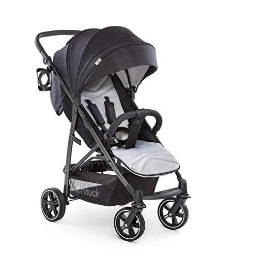Hauck Rapid 4S silla de paseo hasta 25 kg con respaldo reclinable...