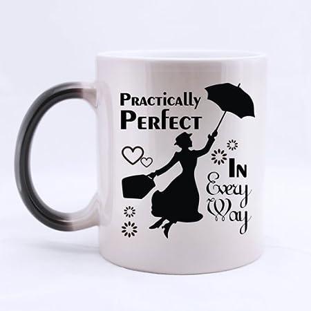 Practically perfect in every way mug Mary poppins mug