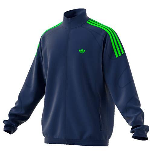 adidas Flamestrike Originals - Chaqueta deportiva azul oscuro M