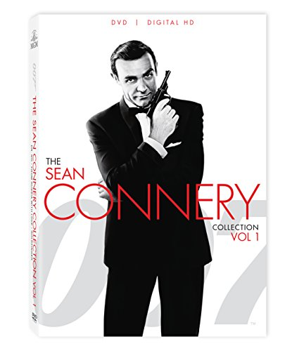 007 THE SEAN CONNERY COLLECTION 1 - 007 THE SEAN CONNERY COLLECTION 1 (1 DVD)