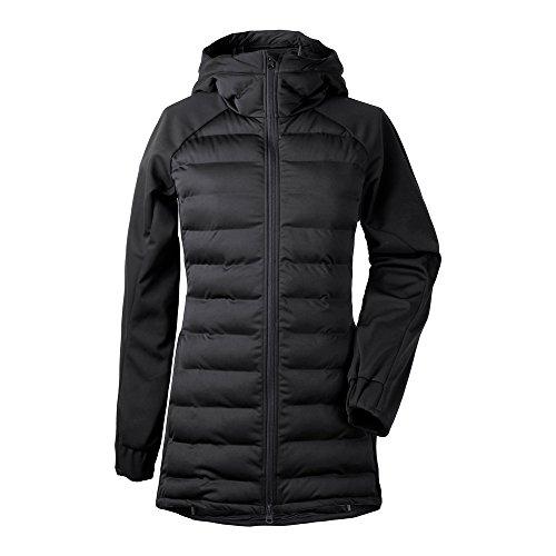 Didriksons Ottilia Women's Jacket - Winterjacke, Größe_Bekleidung_NR:40, Farbe:Black