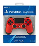 PlayStation 4 - Controller Dualshock 4 Wireless, Red per PS4 (Accessorio)