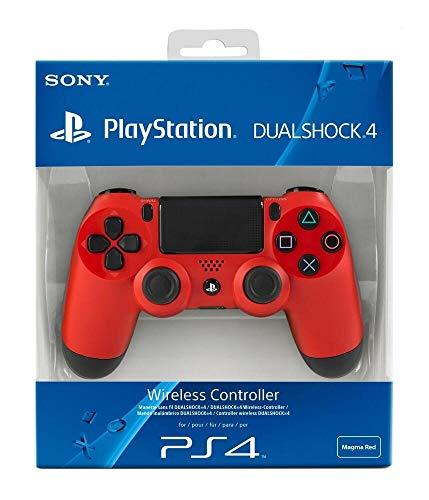 PlayStation 4 - DualShock 4 Wireless Controller, rot