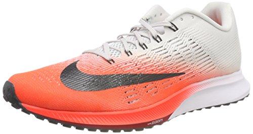 Nike Men's Air Zoom Elite 9 Running Shoe (14 D(M) US, Total Crimson/Anthracite)