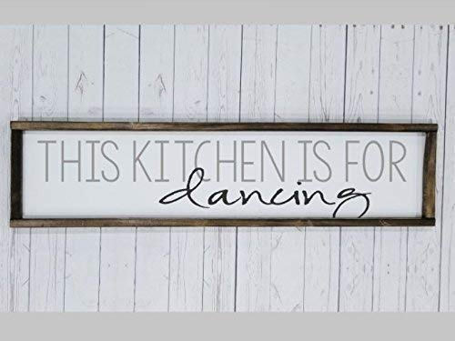 this kitchen is for dancing - 2