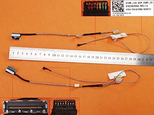 Kompatibel für Lenovo IdeaPad 500S-13 Displaykabel Bildschirm Screen Video LED Cable