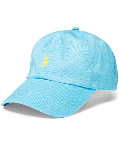 Polo Ralph Lauren Herren Baumwolle Chino Baseball Cap - - Einheitsgröße