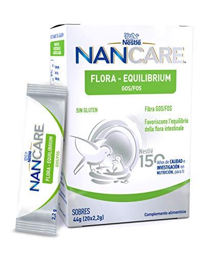 Nancare Fos+Gos Flora Comfort - Polvo - 20 x 2.2 g