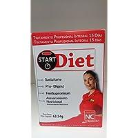 START DIET (SACIAFORTE+PRO-DIGEST+HERBAPREMIUM) 63,54 G