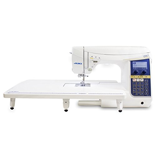 Juki HZL-DX7 Computerized Sewing Machine w/Limited time Quilters Package!