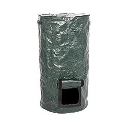 Kangmeile Compost Bag 亚博登入Garden垃圾桶
