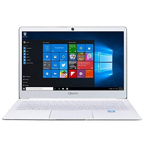 P14 Ultrabook, 14 inch, 8GB+512GB, Windows 10 Intel Celeron J3455 Quad Core Up to 2.3GHz, Support TF Card & Bluetooth & Dual WiFi & Mini HDMI, US/EU Plug (Color : Silver )