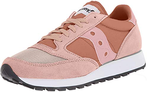 Saucony Jazz Original Vintage Shoes, Sneakers Donna, Pink, 38 EU