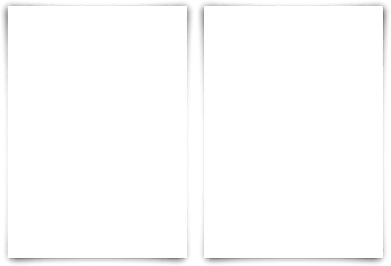 150 Blanko Karten DIN A4 210 x 297mm Bilderdruckpapier Bilderdruckpapier Bilderdruckpapier matt 300g qm Set Papier wählbar B07KPDSQ7Q | Auf Verkauf  137dab