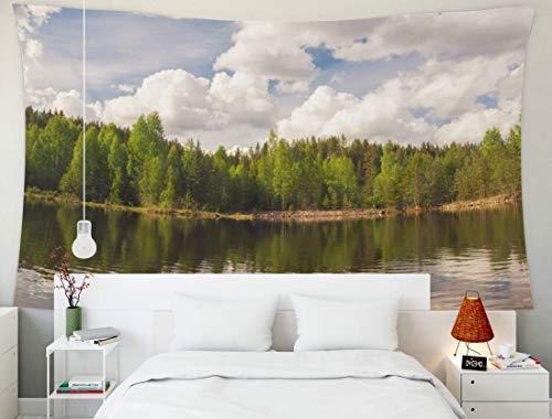 N\A Tapiz para Colgar en la Pared, decoración de Arte para el hogar, Caballo con tapices de Fondo para el Dormitorio de la Sala de Estar