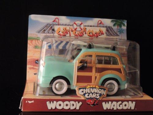 Chevron Toy Car Woody Wagon