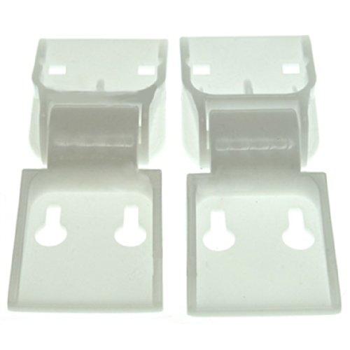 Whirlpool GT11 Chest Freezer Door Lid Counterbalance Hinges (Pack of 2)