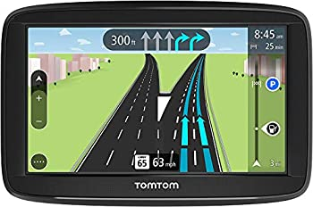 TomTom Via 1625TM 6-Inch GPS Navigation Device with Free Traffic Free Maps of North America Advanced Lane Guidance and Spoken Turn-By-Turn Directions