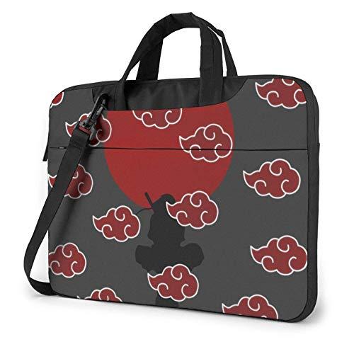 15.6 inch Laptop Shoulder Briefcase Messenger Anime Na-ru-to Tablet Bussiness Carrying Handbag Case Sleeve