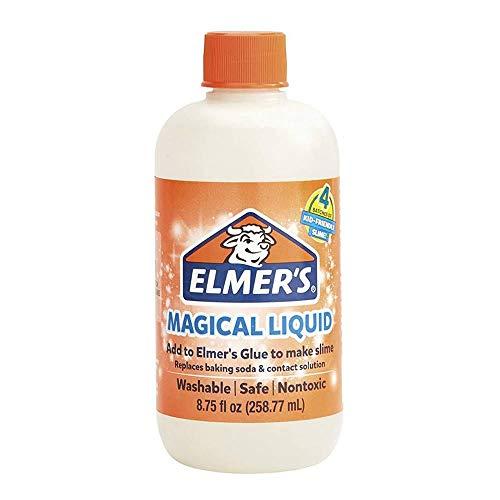 Ativador de Slime 258 ml - Magical Liquid - Elmers