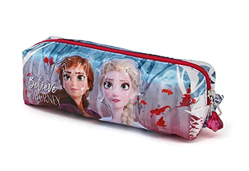 Trousse scolaire 3D enfant fille Frozen La reine des...