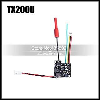 Part & Accessories NEW Original RunCam TX200U Micro Mini Vedio Transmitter 5.8G 48CH 25mw / 200mw for Micro Swift/Micro 2 accessories VS TX25 - (Color: RunCam tx200U)