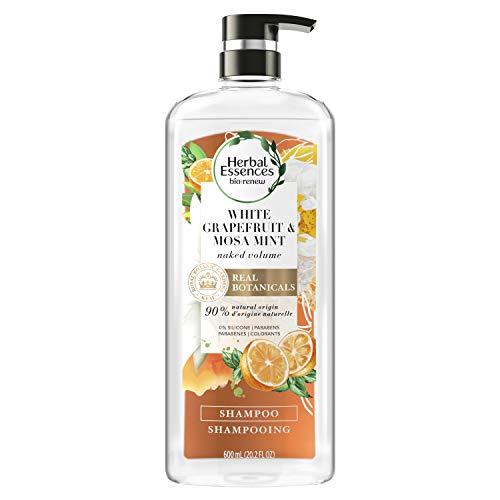 Herbal Essences Bio: Renew White Grapefruit & Mosa Mint Shampoo, 4 Count