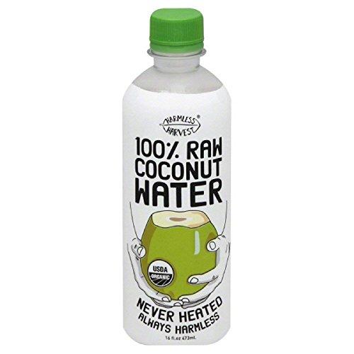 Harmless Harvest Organic 100 Percent Raw Coconut Water