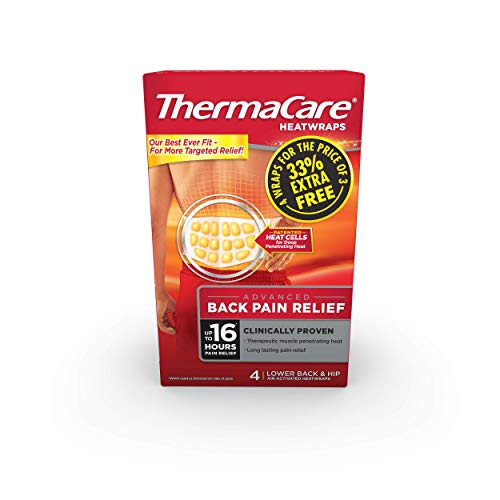 Parche térmico ThermaCare para la zona lumbar